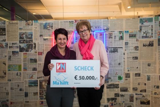 Unglaubliche € 50.000,- von