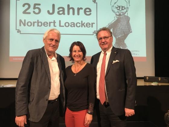 € 3.000,- von Norbert Loacker