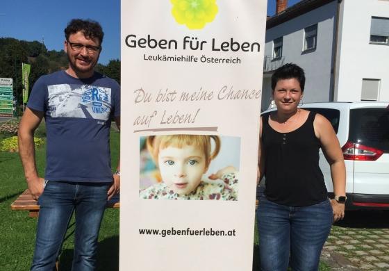 134 Neutypisierungen in Edelsbach / Oberösterreich
