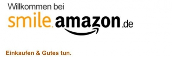 Amazon Smile spendet € 750,- in drei Monaten