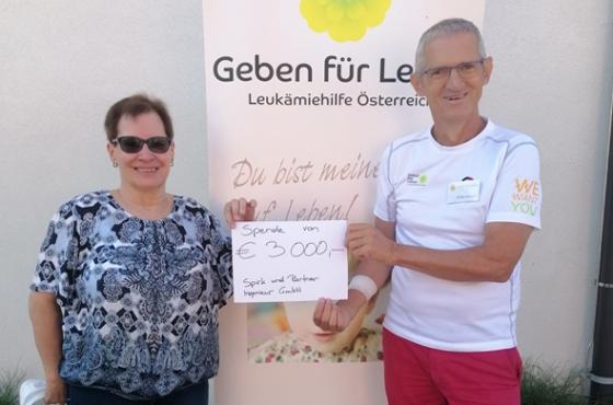 € 3.000,- von Spirk & Partner Ingenieure