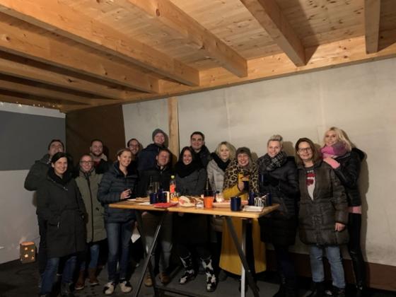€ 265,- nach Glühweinfest in Lustenau