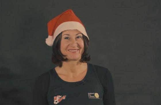 Video und Geschenkgutscheine zu Weihnachten