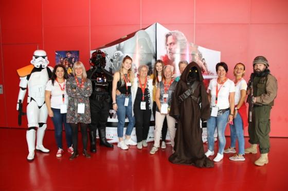 104 Typisierungen auf der Comic Con in Dornbirn
