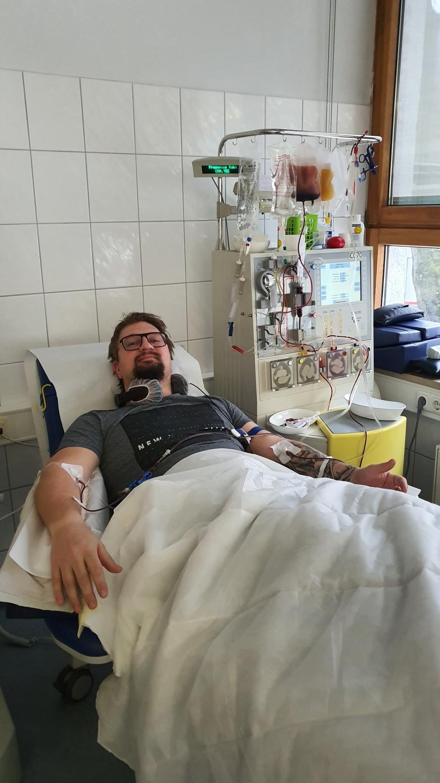 'Salzburger spendet seine gesunden Stammzellen an Mitteleuropäer'-Bild-1