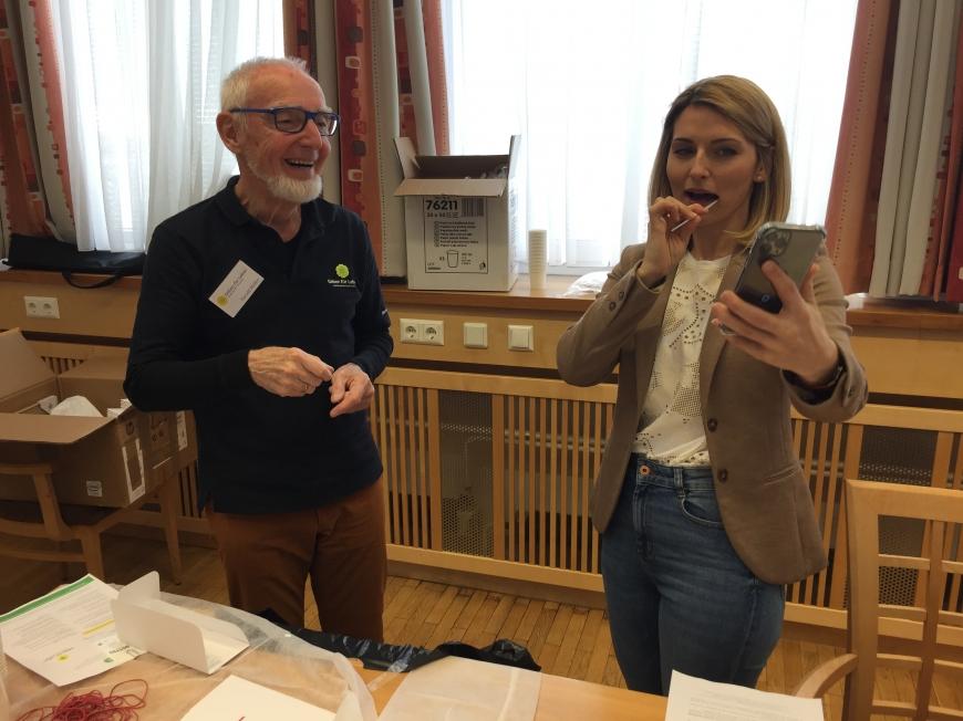 'Steirisches Unternehmen unterstützt MitarbeiterInnen-Typisierung für den guten Zweck'-Bild-3