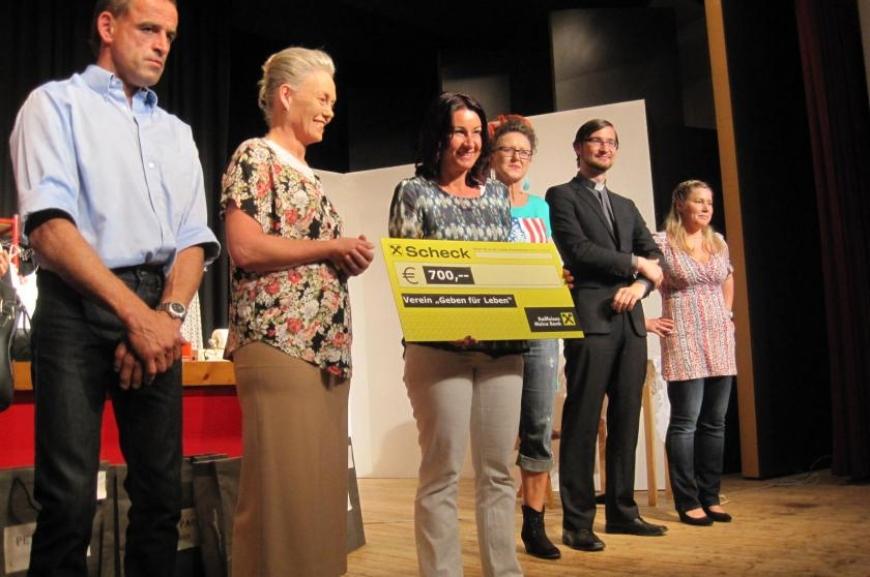 'Theatergruppe Doren spendet € 700!'-Bild-1