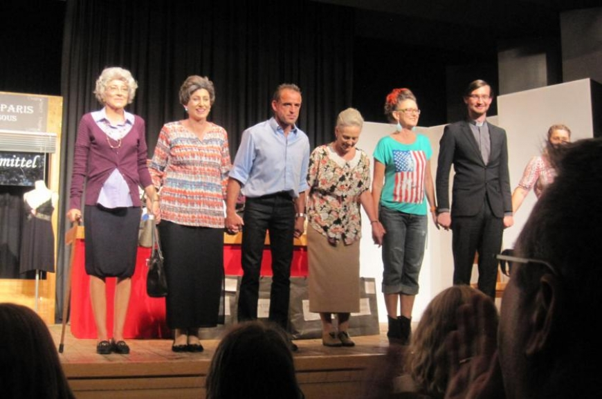 'Theatergruppe Doren spendet € 700!'-Bild-2