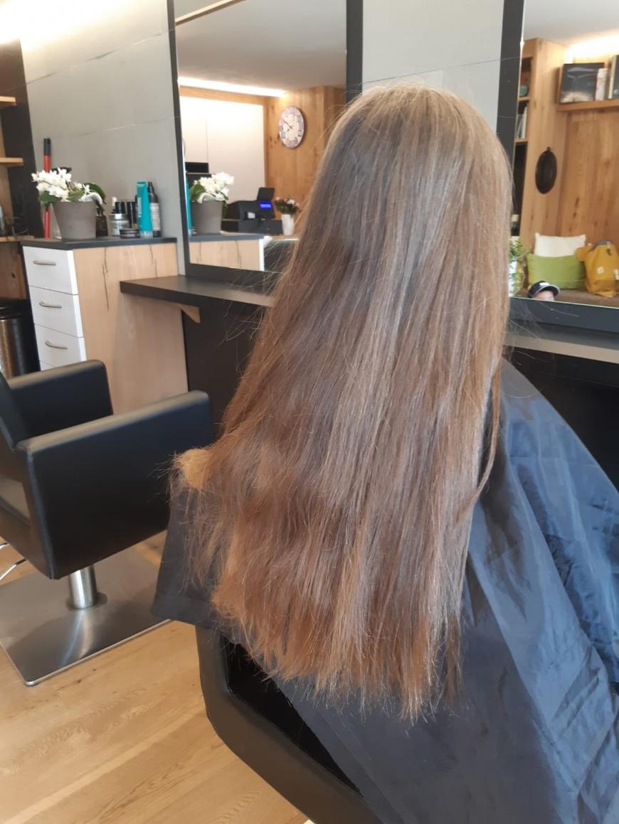 'Zwei Ladies spenden ihre Haarpracht für kranke Kinder'-Bild-1