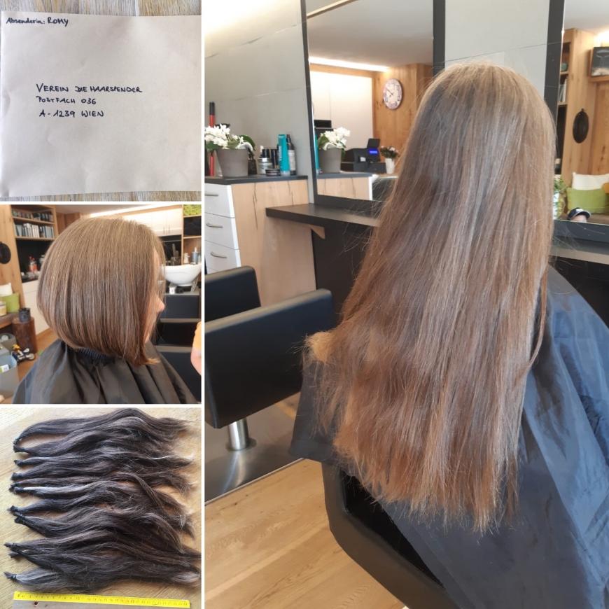 'Zwei Ladies spenden ihre Haarpracht für kranke Kinder'-Bild-2
