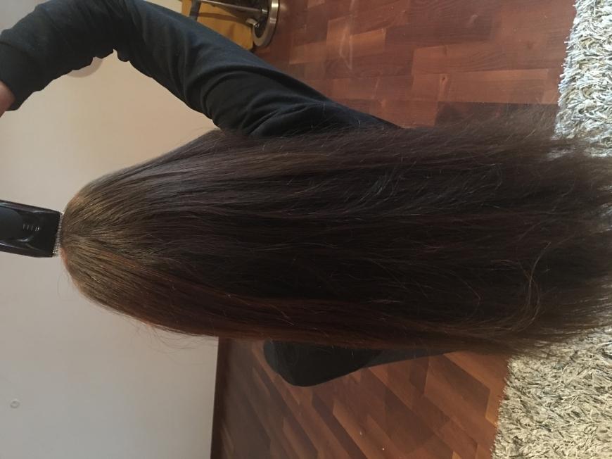 'Zwei Ladies spenden ihre Haarpracht für kranke Kinder'-Bild-3