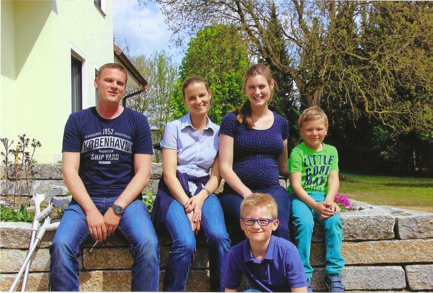 'Berührendes Zusammentreffen zweier Familien nach Lebensrettung'-Bild-5