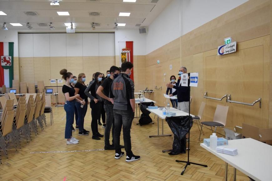 'Landjugend Sierning-Schiedlberg organisiert erfolgreiche Typisierungsaktion'-Bild-9