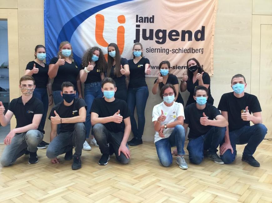 'Landjugend Sierning-Schiedlberg organisiert erfolgreiche Typisierungsaktion'-Bild-10