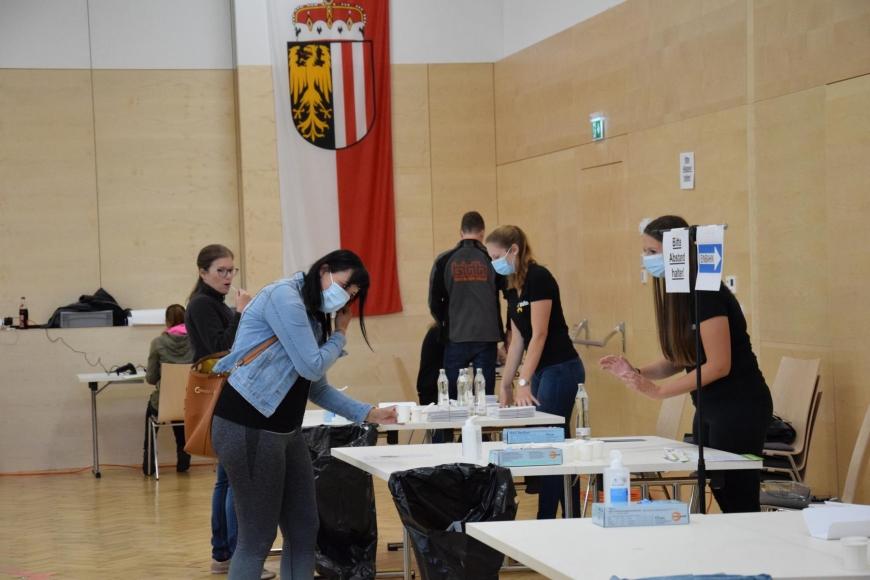 'Landjugend Sierning-Schiedlberg organisiert erfolgreiche Typisierungsaktion'-Bild-24