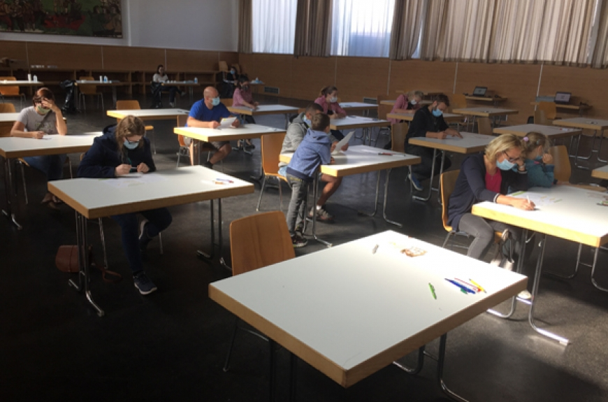 'Typisierungsaktion von Familie Ablinger in Frankenburg'-Bild-1