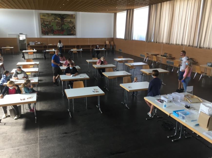 'Typisierungsaktion von Familie Ablinger in Frankenburg'-Bild-4