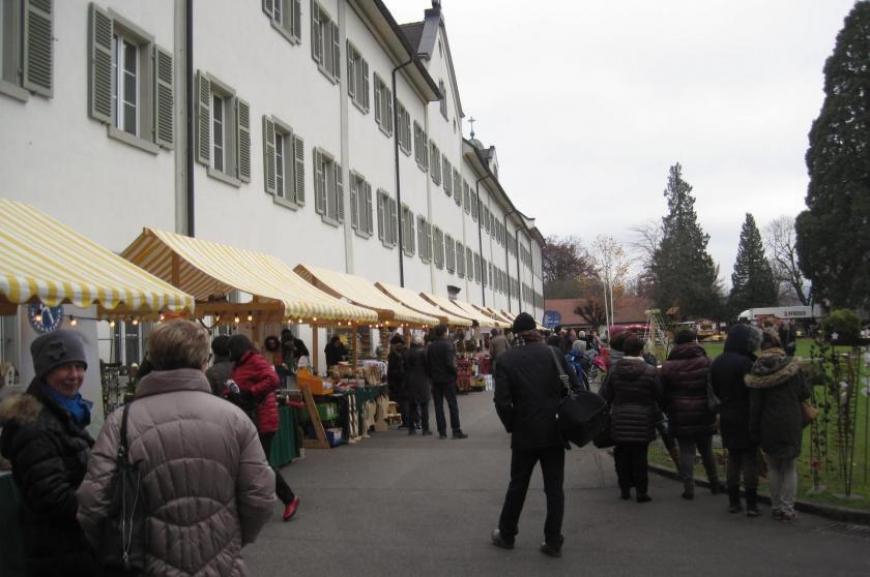 'Mehrerauer Benefizadventsmarkt - wir waren dabei!'-Bild-27