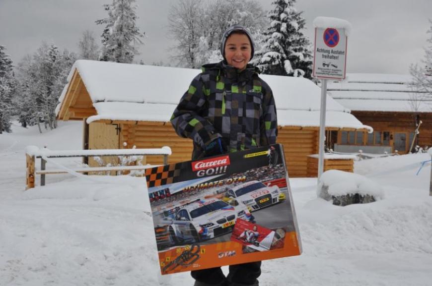 'Husky-Schlittenfahrt mit leukämiekranken Kindern!'-Bild-9