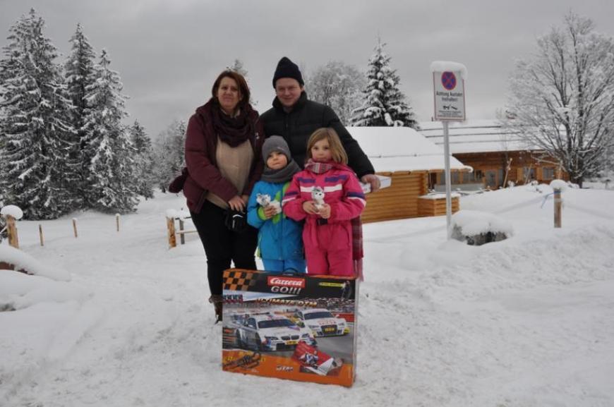 'Husky-Schlittenfahrt mit leukämiekranken Kindern!'-Bild-12