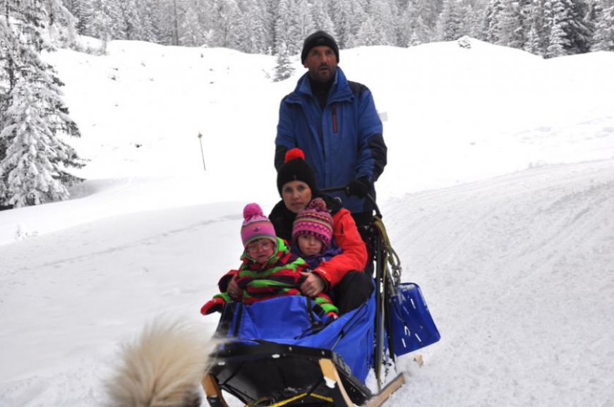 'Husky-Schlittenfahrt mit leukämiekranken Kindern!'-Bild-13