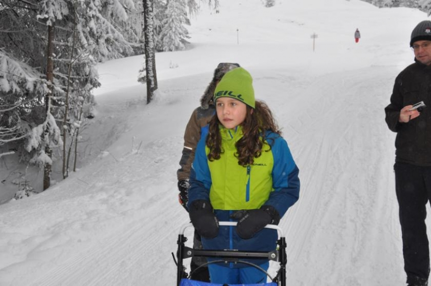 'Husky-Schlittenfahrt mit leukämiekranken Kindern!'-Bild-15
