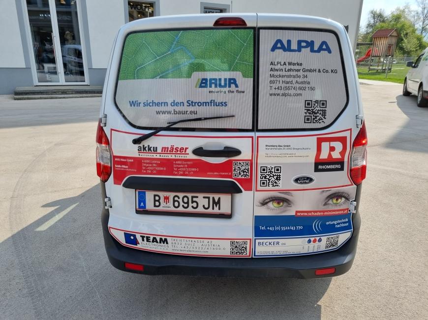 'Firma a-i-m und großzügige Sponsoren ermöglichen Vereinsauto'-Bild-4