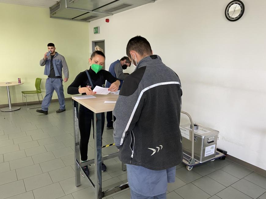 'Firmentypisierung in Hohenems mit hohem Engagement'-Bild-2