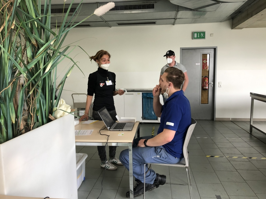 'Firmentypisierung in Hohenems mit hohem Engagement'-Bild-7