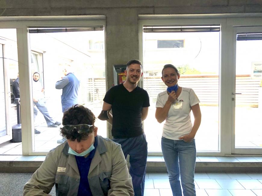 'Firmentypisierung in Hohenems mit hohem Engagement'-Bild-10