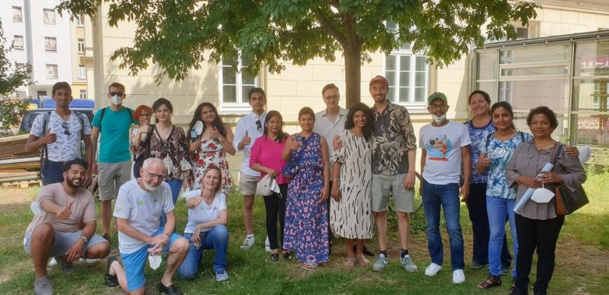 'Großer Andrang bei Familienaktion für leukämiekranken Vater'-Bild-7