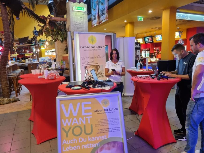 'Vorarlberger Cineplexx-Anbieter mit toller Zusammenarbeit für Leukämiehilfe'-Bild-4