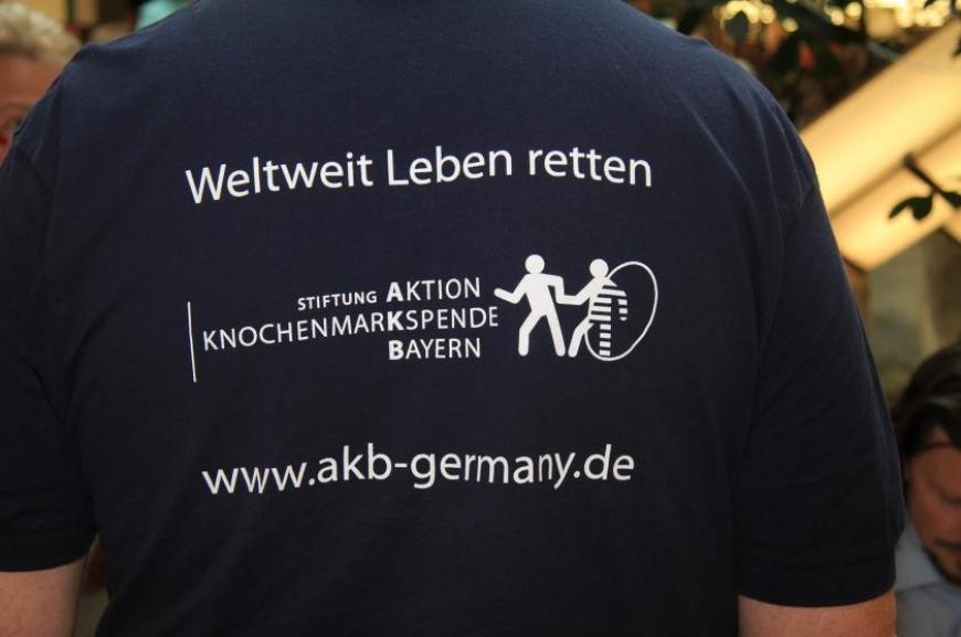 'Eigene Spenderdatei, 783 Typisierungen und Spenden von SchülerInnen der Krankenpflegeschule!!'-Bild-3