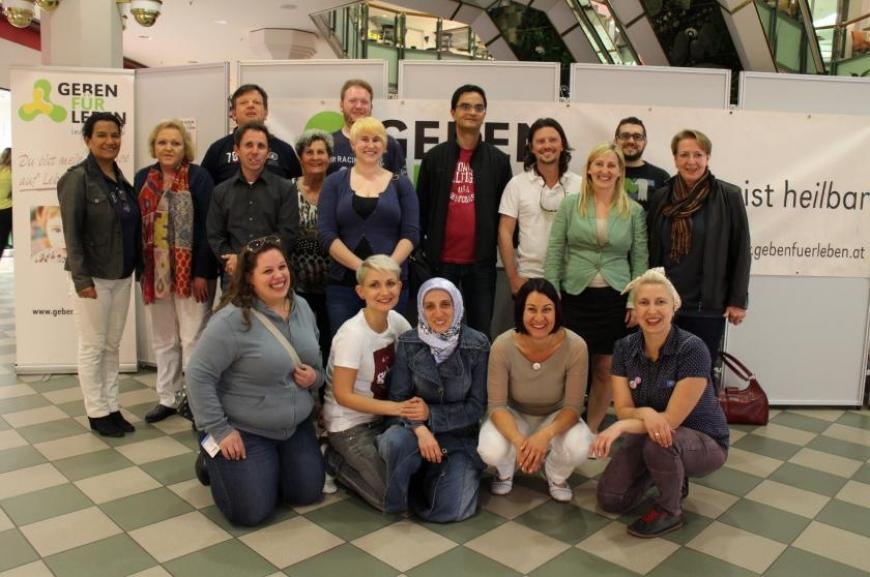 'Eigene Spenderdatei, 783 Typisierungen und Spenden von SchülerInnen der Krankenpflegeschule!!'-Bild-17