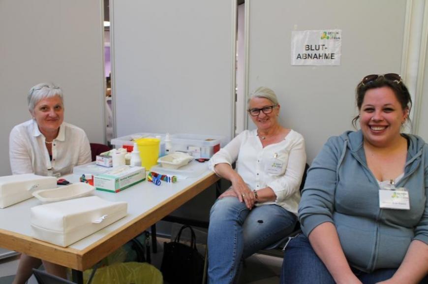 'Eigene Spenderdatei, 783 Typisierungen und Spenden von SchülerInnen der Krankenpflegeschule!!'-Bild-20