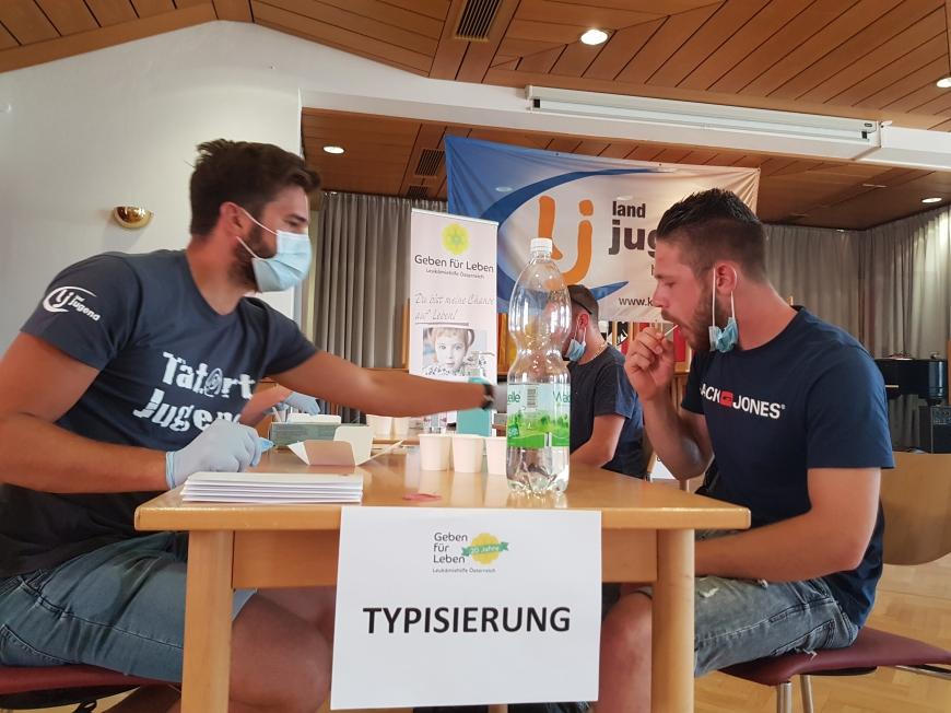 'Klagenfurter Landjugend organisiert vier Typisierungsaktionen'-Bild-4