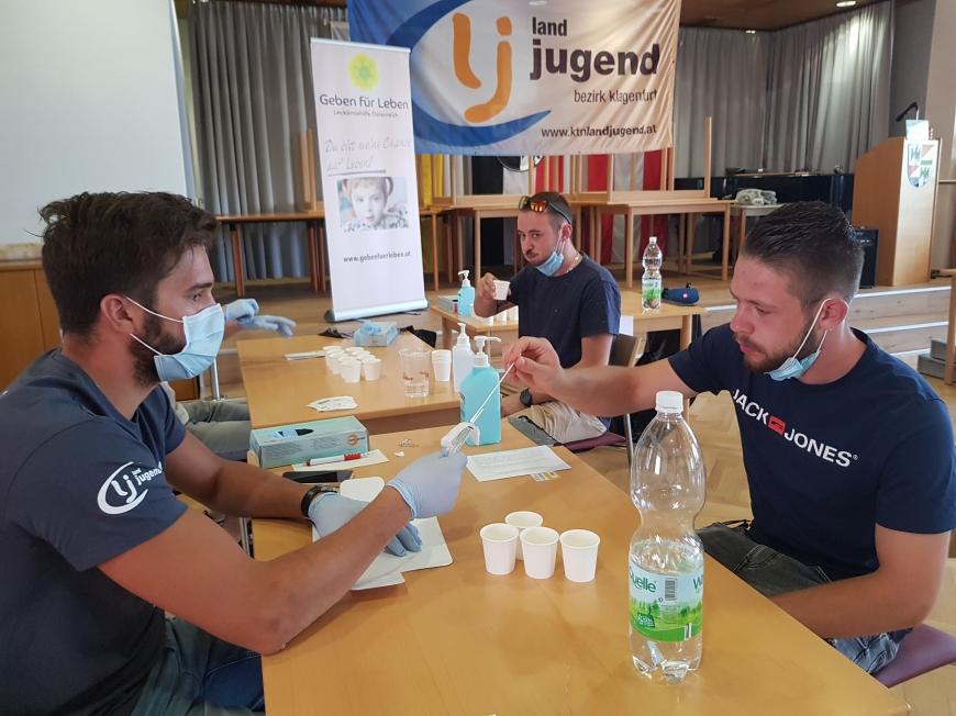'Klagenfurter Landjugend organisiert vier Typisierungsaktionen'-Bild-6