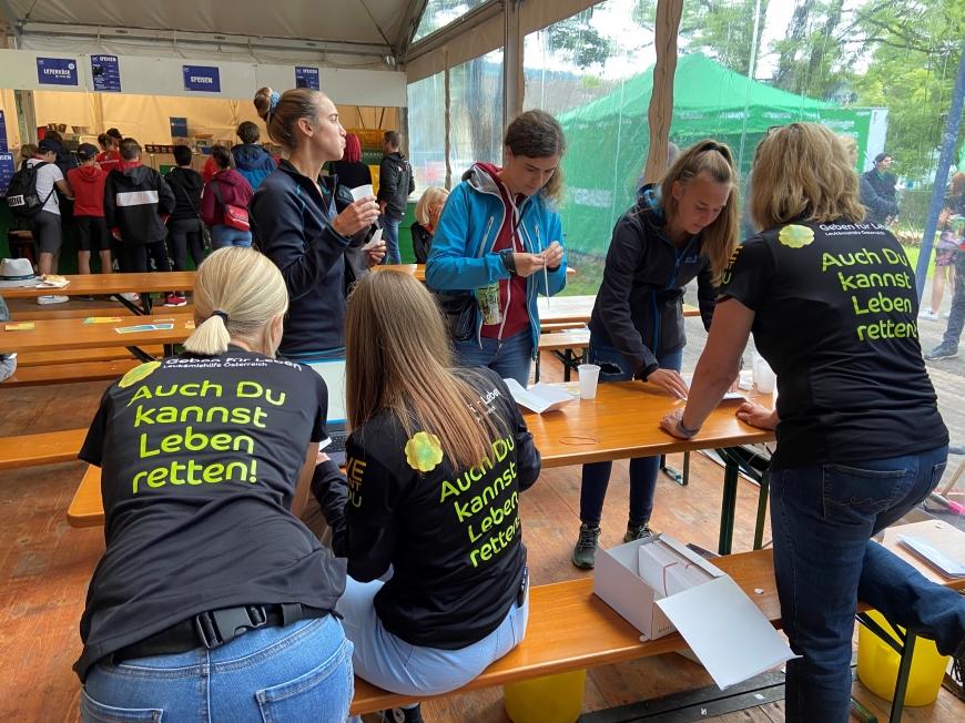'Wolfurter Sportspektakel sorgt wieder für neue LebensretterInnen'-Bild-6