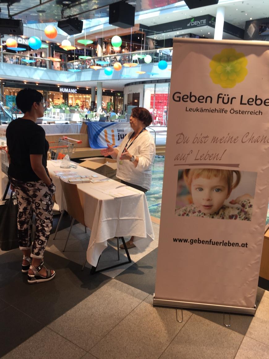 'Weitere zwei Aktionen in Villach und Völkermarkt der LJ Klagenfurt'-Bild-3
