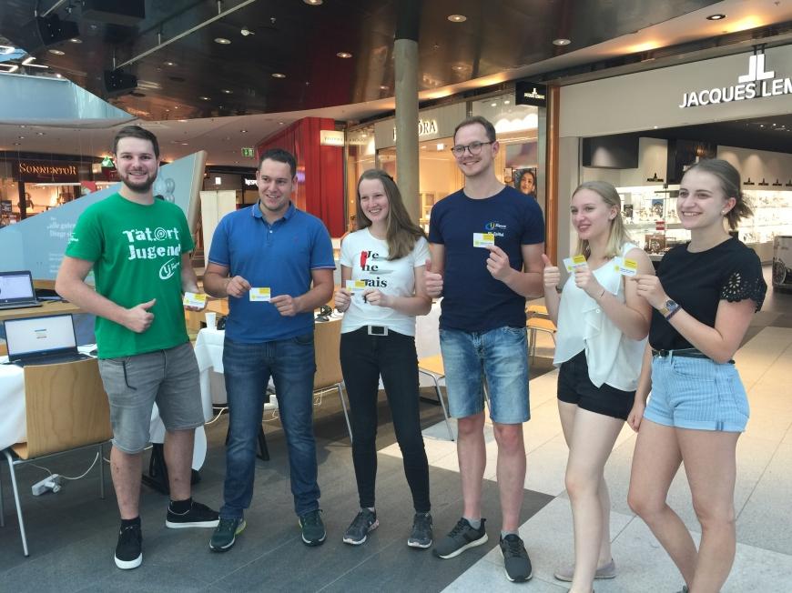 'Weitere zwei Aktionen in Villach und Völkermarkt der LJ Klagenfurt'-Bild-5
