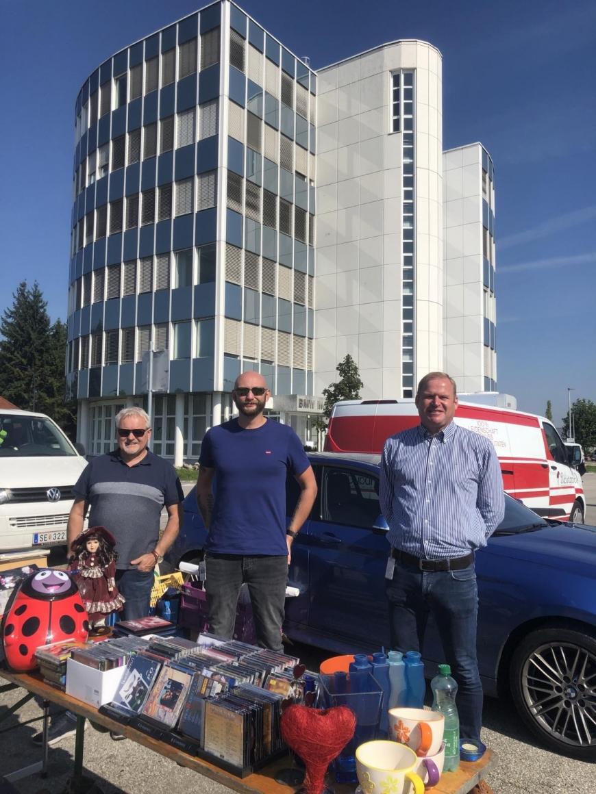 'Großartige Typisierungsaktion mit Spendenaktion bei BMW Steyr'-Bild-3