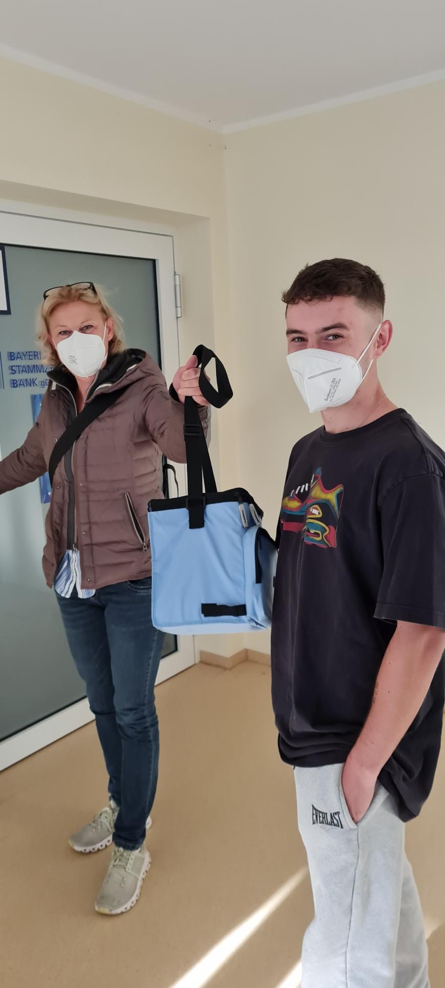'Vorarlberger Lehrling spendet Stammzellen an Mann aus Südeuropa'-Bild-1