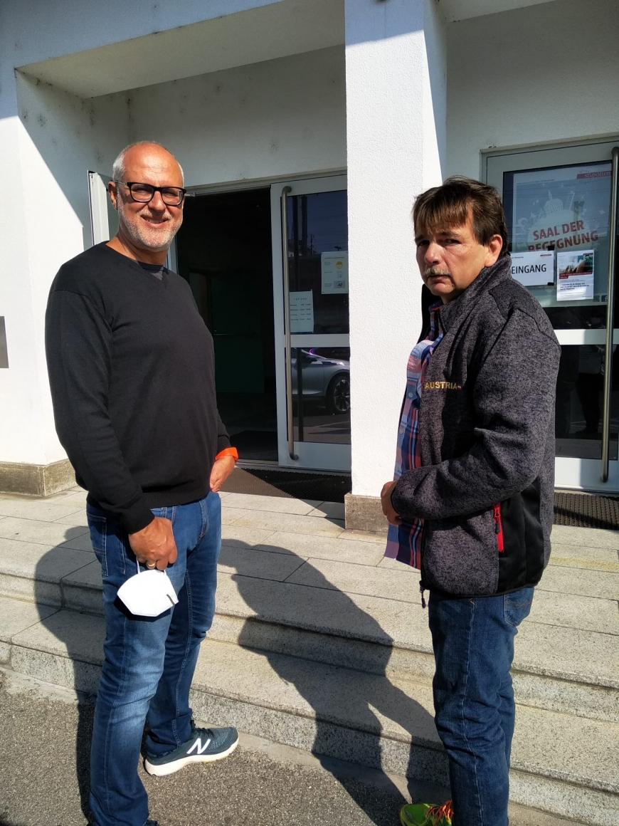 'Engagement für Leukämiekranke nach erhaltener Stammzellspende'-Bild-3
