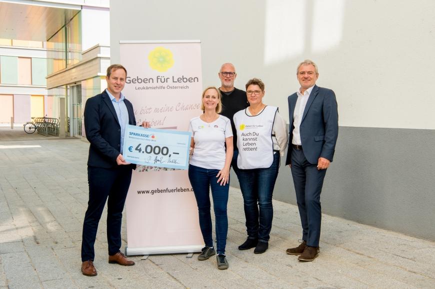 'Engagement für Leukämiekranke nach erhaltener Stammzellspende'-Bild-9