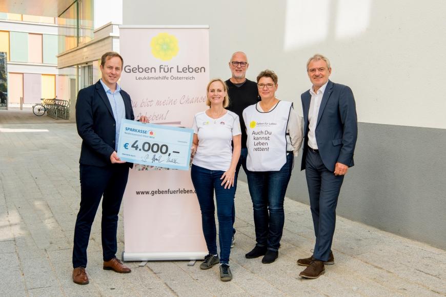 'Engagement für Leukämiekranke nach erhaltener Stammzellspende'-Bild-10