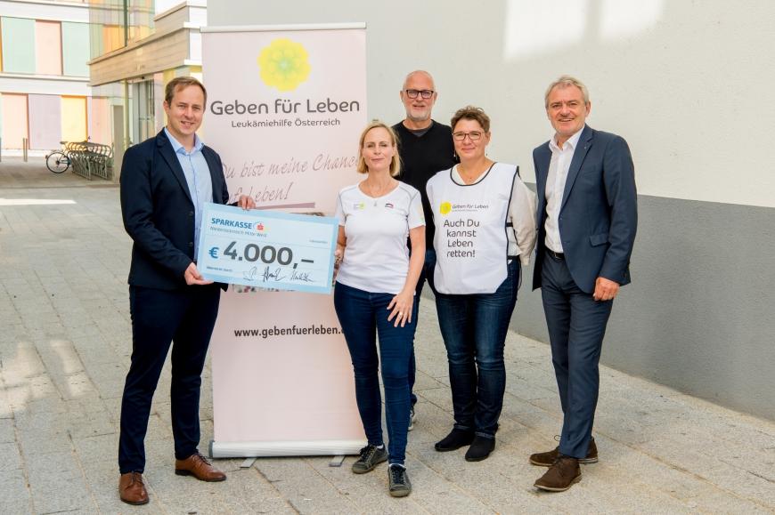 'Engagement für Leukämiekranke nach erhaltener Stammzellspende'-Bild-11