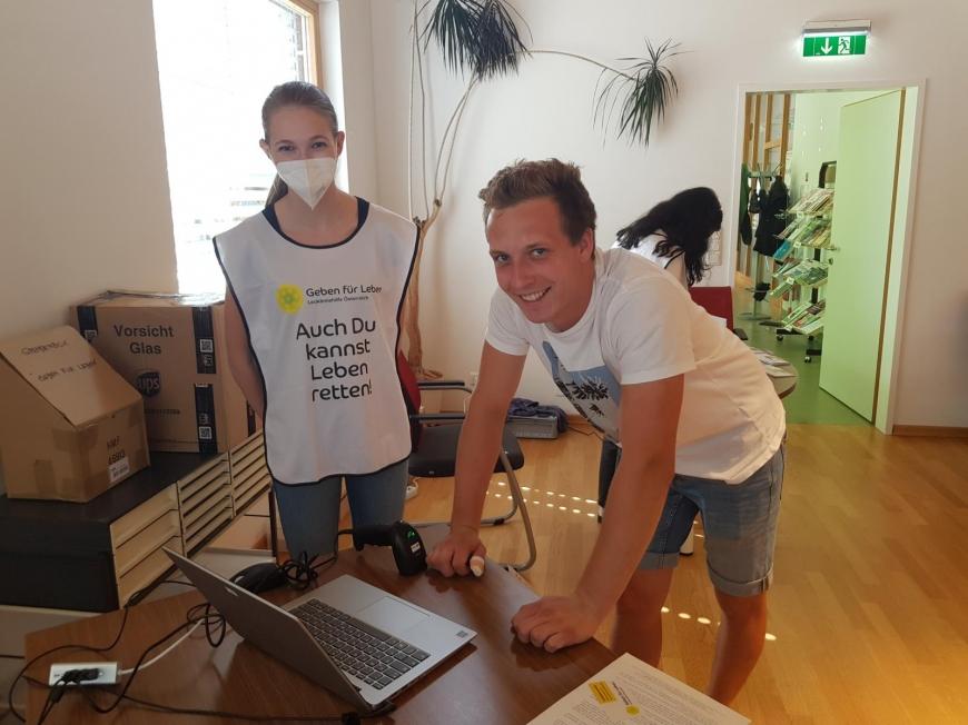 'Typisierungsaktion von steirischem Team der Landjugend'-Bild-2
