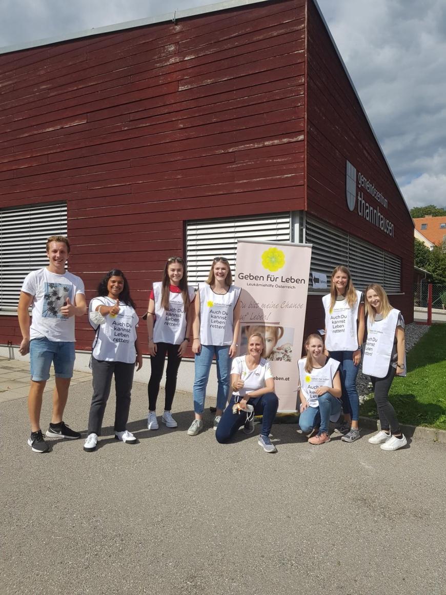'Typisierungsaktion von steirischem Team der Landjugend'-Bild-7