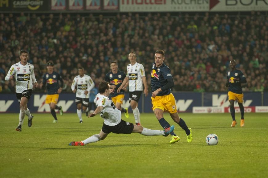 'SCRA organisiert beim Spiel am 31.10. gegen Red Bull Salzburg Spendenaktion für Lukas'-Bild-2