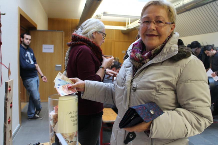 'Durch großartige Spendenaktion in Bludenz für Lukas 433 Menschen typisiert und über € 17.000 an Spenden'-Bild-1